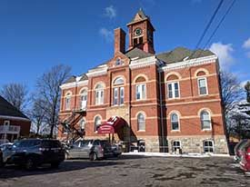 Barry County, Michigan Courthouse