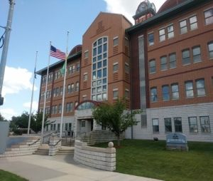 Clinton County Michigan Courthouse