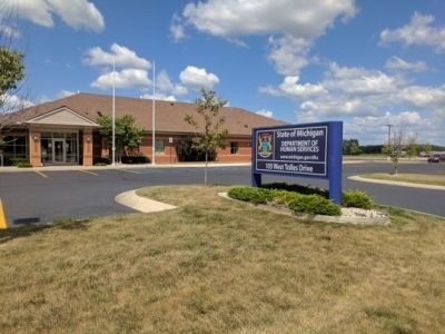 Clinton County DHHS / CPS office