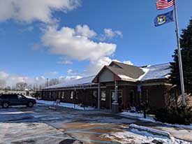 Barry County CPS-DHHS Office, Hastings, Michigan