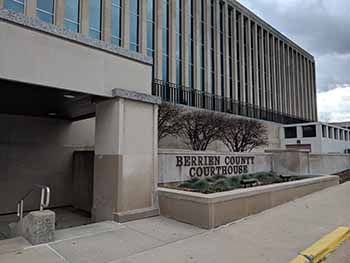 •	Berrien County Court Building, St. Joseph, Michigan